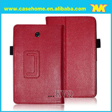 Tablet leather case for lg G pad 8.0