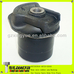 4872552010 48725-52010 Rear Axle rubber arm Bushing for Toyota Yaris Echo Vitz Platz