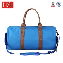 600d polyester 52cm length custom travelling duffle bags