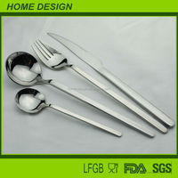 European stainless steel 24pcs cutlery set,hot sale in romantic France