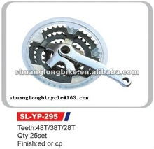 2012 High Quality Bicycle chainwheel and crank