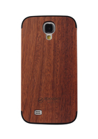 China supplier 100% real wood mobile phone case for samsung galaxy S6 S4