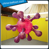 Unique and new design inflatable stars / inflatable hanging planet for party