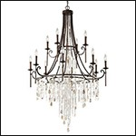 Long Stair Foyer Living Room Dining Hall Complex Staircase Modern Lighting Crystal Chandelier