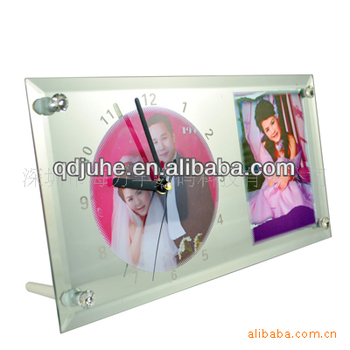 Sublimation printing clock