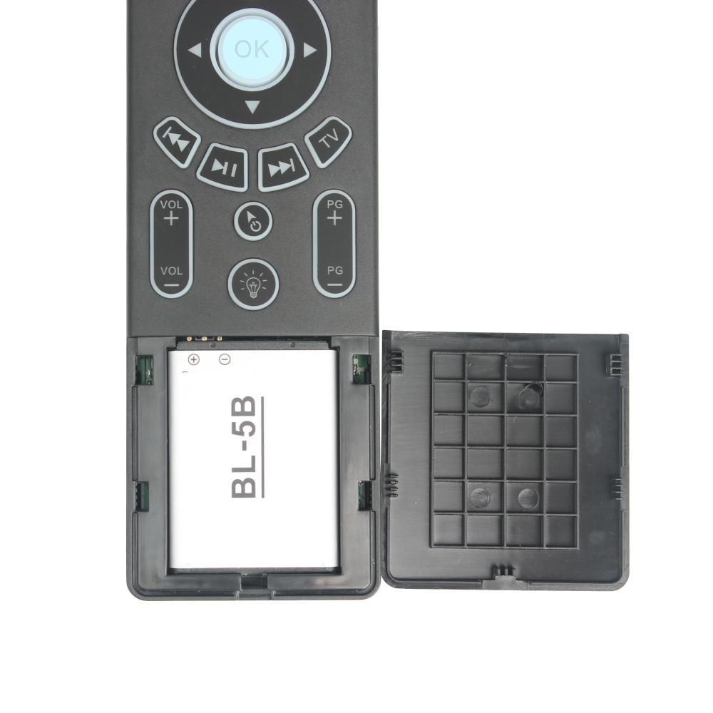 Android TV Box Remote Control T6 Air Mouse Air Fly Mouse