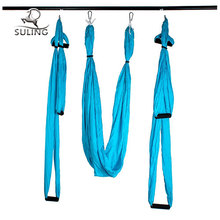 2017 amazon Best Selling Cheap Factory Made Aerial Flying Yoga Hammock