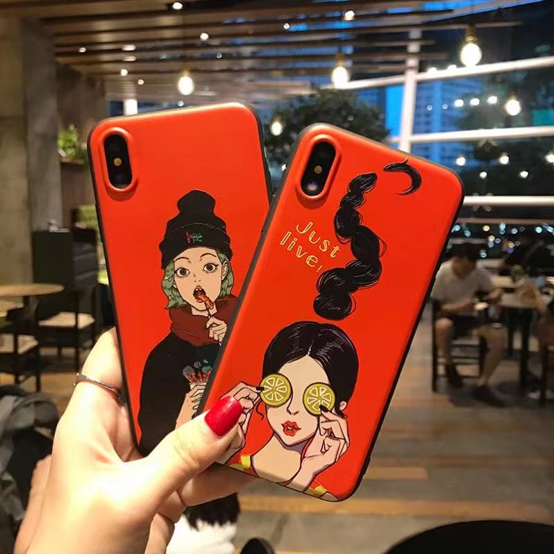 OEM 2D 3D Printing Phone Cases for iPhone 7,Colorful PC+TPU Hybrid Back Cover for iPhone 7,custom case for iphone6 plus