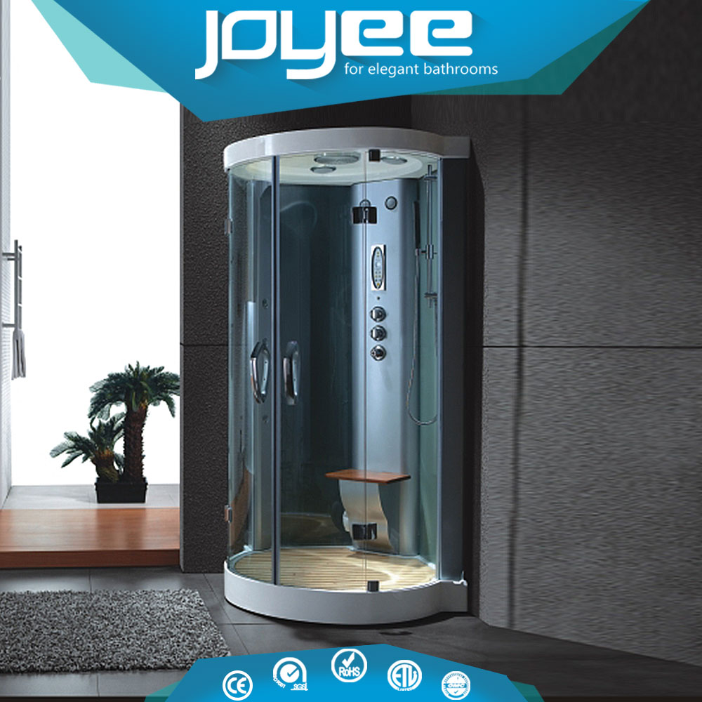 Bathroom ware shower steam room with lcd tv steam room glass door
