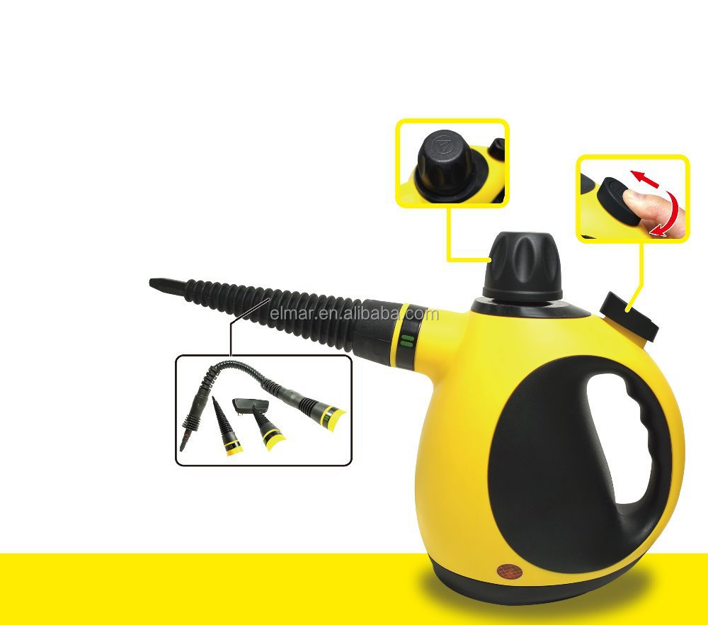 10 IN 1 STEAM CLEANER WITH MOPS
