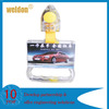 WELDON yellow belt high quality city ABS advertising bus handle