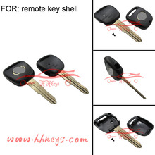 New Key 1 button Remote Key Shell for Toyota Land Cruiser Toy43 Car master key