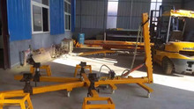 car rotisserie for sale/car collision repair machine/steel frame machine