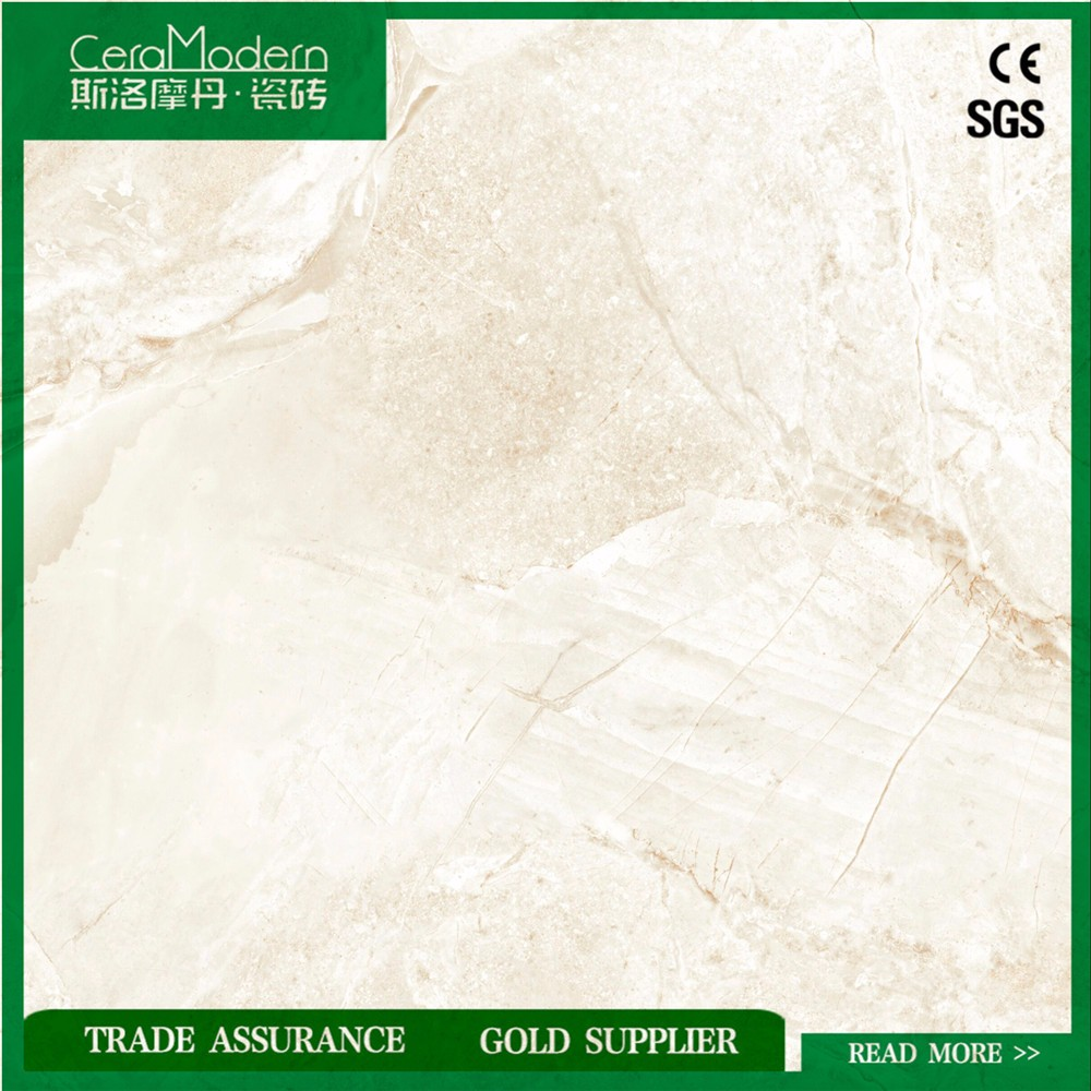 Strong packing polished super white tiles
