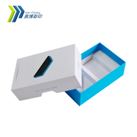 Customized EVA Ivory Board Insert Accessories Electronic Mobil Phone Paper Packaging Box