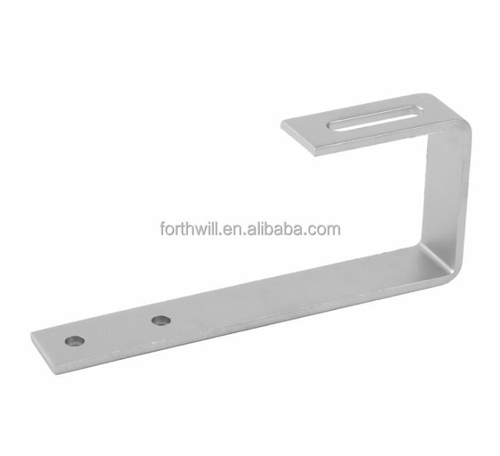 Good Quality Aluminum Solar Mounting Kits Slate Tile Roof Hook