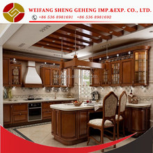 mueble de cocina RTA ready to assemble promotion hot kitchen cabinet furniture hot sale made in china by SGH