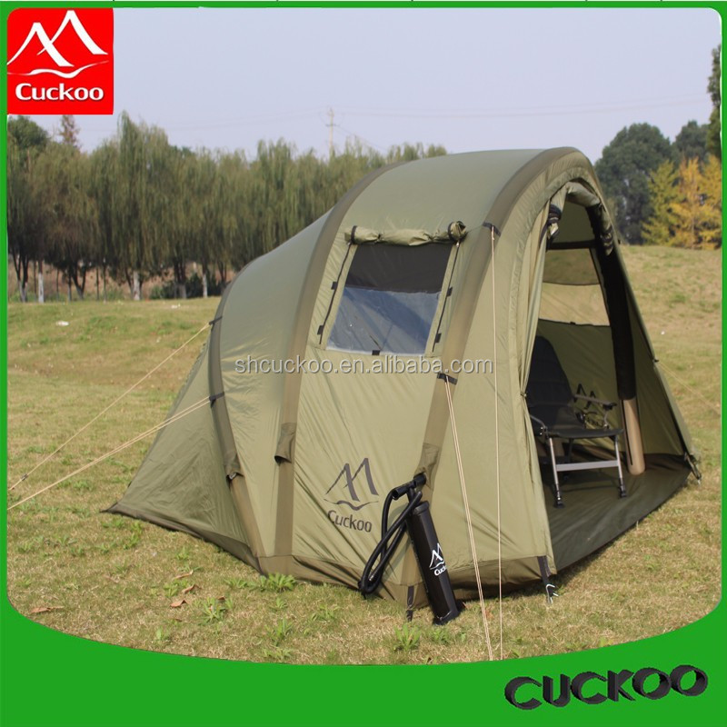Folding away the Quick Bivvy pu 3000mm Pop Up Sports and Fishing Tent