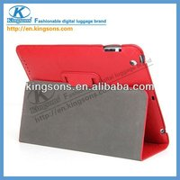 3 Color Available High Quality Best PU For Leather IPAD Case