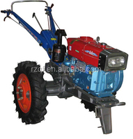 China 12hp mini hand walking tractor prices mini walking tractor
