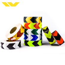 Floor marking dot c2 adhesive tape plastic printable sheeting roll transparent reflective vinyl