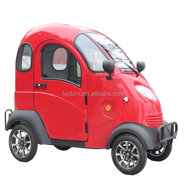 Europe market hot sale small electric car for family