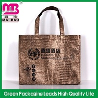 for grocery packaging reusable 6 non woven wine bottle tote bag