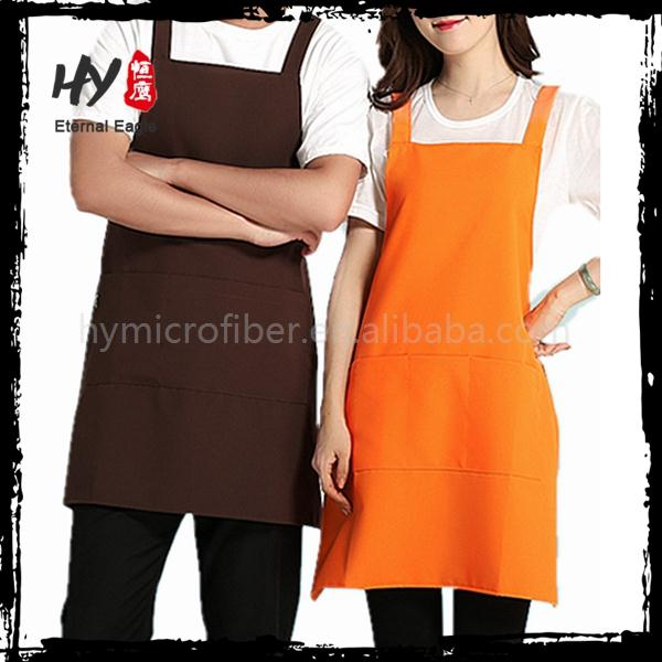 Hot selling double sided apron for wholesales