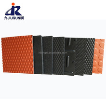 Anti-skid Horse Stable Trailer Ramp Rubber Mat