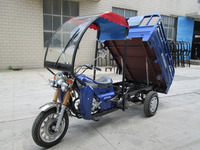Economical Cargo Tricycle/New Product Rickshaw with windshield