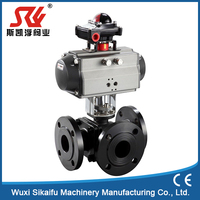 Good reputation electric actuator pressure valve for oil with high quality