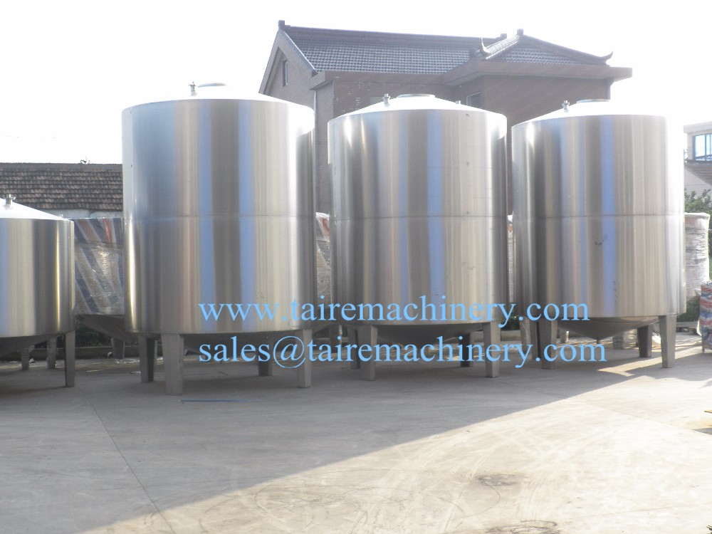 Taire China Supplier Stainless Steel Water Tanks 10000 Liter