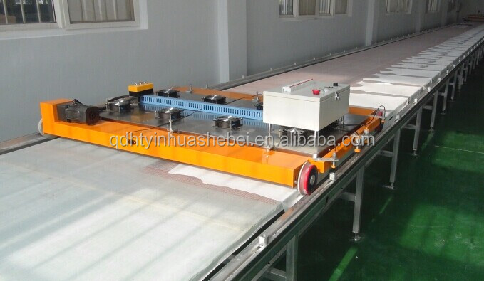 Screen glass Printing Table