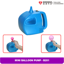 B201 Wedding Decoration Mini Electric Balloon Pump Convenience