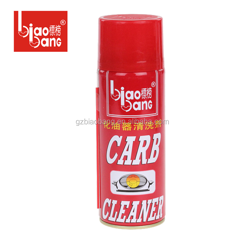 450ml carb and choke cleaner for heavy oil sludge, gum,. carbon deposit