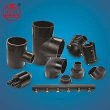 Jiangte SDR11 butt welding HDPE pipe fitting