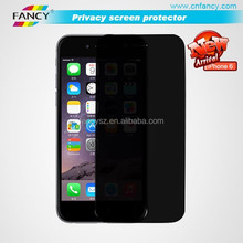 180 degree anti-spy function mobile phone privacy screen protector