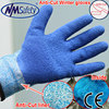 NMSAFETY cut resistant glove EN388 4543 safety gloves latex gloves