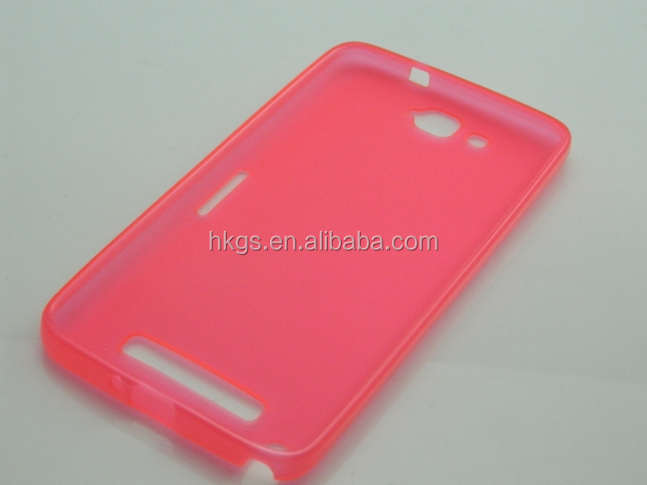 Colour Jelly TPU Gel Back Case Cover For Alcatel One Touch 8020 For TCL N3 Y910