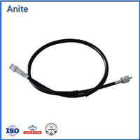 High Quality Wholesale Motorcycle Tachometer Cable For HONDA XL185 Sys Control Parts