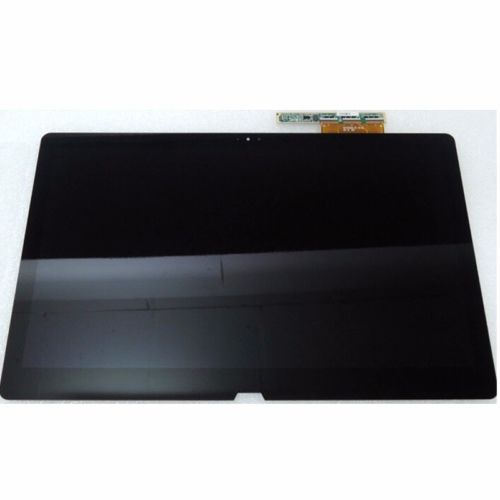 "15.6""Touch screen assembly for SONY Vaio fit 15A Multi-flip SVF15N17CXB LP156WF4 SPU"
