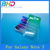 3D RainDrop Design Hard PC Phone Case For Samsung Galaxy Note 3