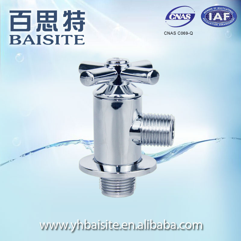 Abs Taizhou Factory Faucet Accessory Angle Valve Manufacturer Water Mixer Taps Single Handle