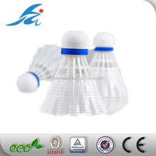 Cheap Nylon badminton shuttle cocks