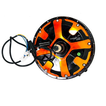 High toque good climb ability wheel motor bike kits