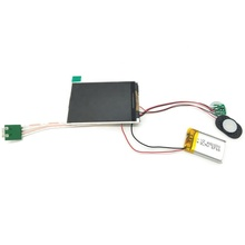 New Design Video Greeting <strong>Card</strong> 2.4 Inch LCD Screen Video Brochure components A4/A5 Size Video Business <strong>Card</strong> module