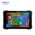 SWELL 8inch I86 Rugged industrial android rugged tablet with barcode scanner