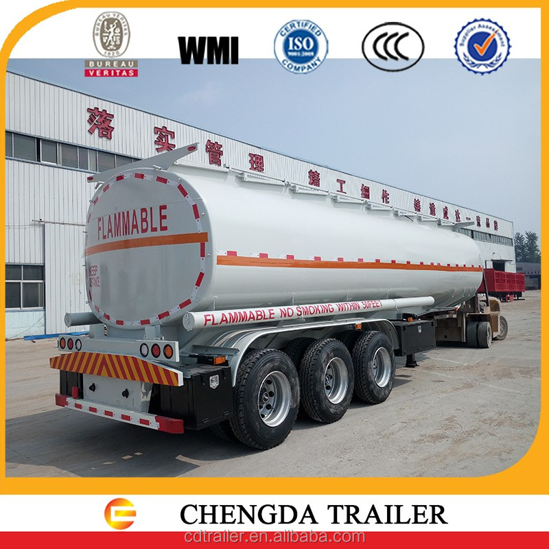 3 axle oil tanker for charter 30cbm fuel tankers in europe for sale