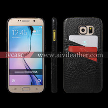 waterproof leather case for case for samsung galaxy s6 active, leather cell phone case cover for samsung galaxy s6