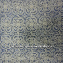 ( YJC11143 Factory ) stylish 100% cotton indian lace embroidery fabric